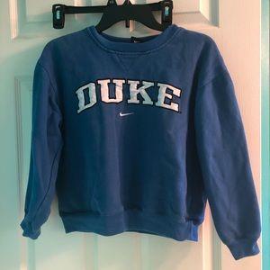 Duke crewneck sweatshirt
